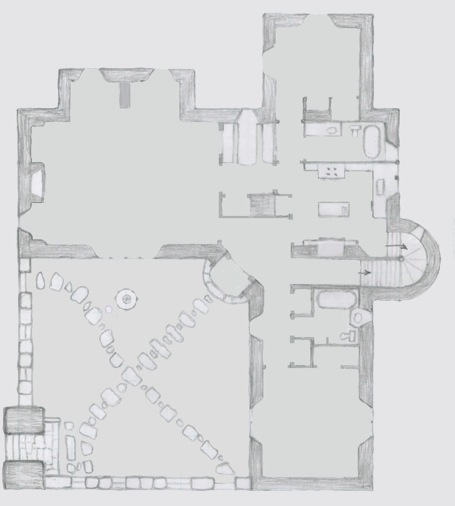 Castle Ros plan
