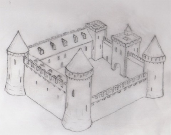 Castle Joust sketch